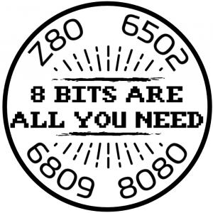 """""""8 Bits Logo"""""""
