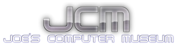 Joe's Computer Museum Store
