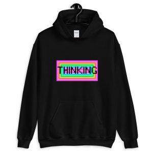 Thinking – Unisex Hoodie