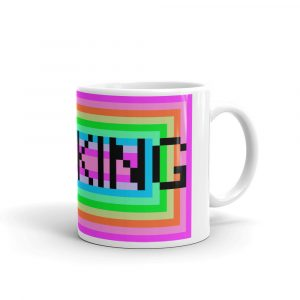 """""""Thinking"""" Mug"""