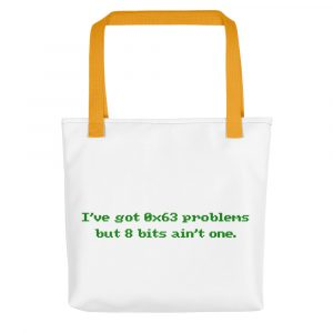 Problems – Tote bag
