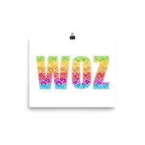 WOZ – Poster