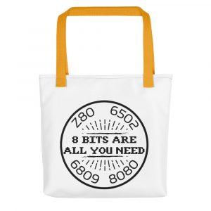 8-Bits – Tote bag
