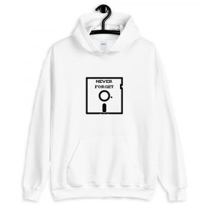 Never Forget – Unisex Hoodie