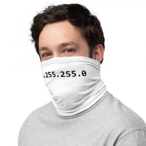 Subnet Mask – Neck Gaiter