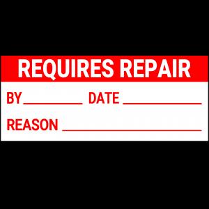 """""""Requires Repair"""""""