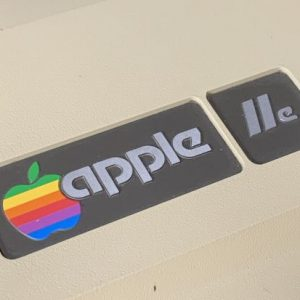 Apple //e