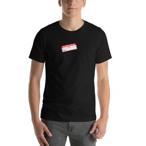 """""""Requires Repair"""" – Short-Sleeve Unisex T-Shirt"""