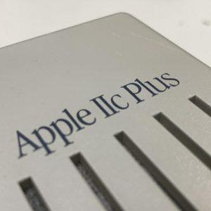 Apple //c Plus